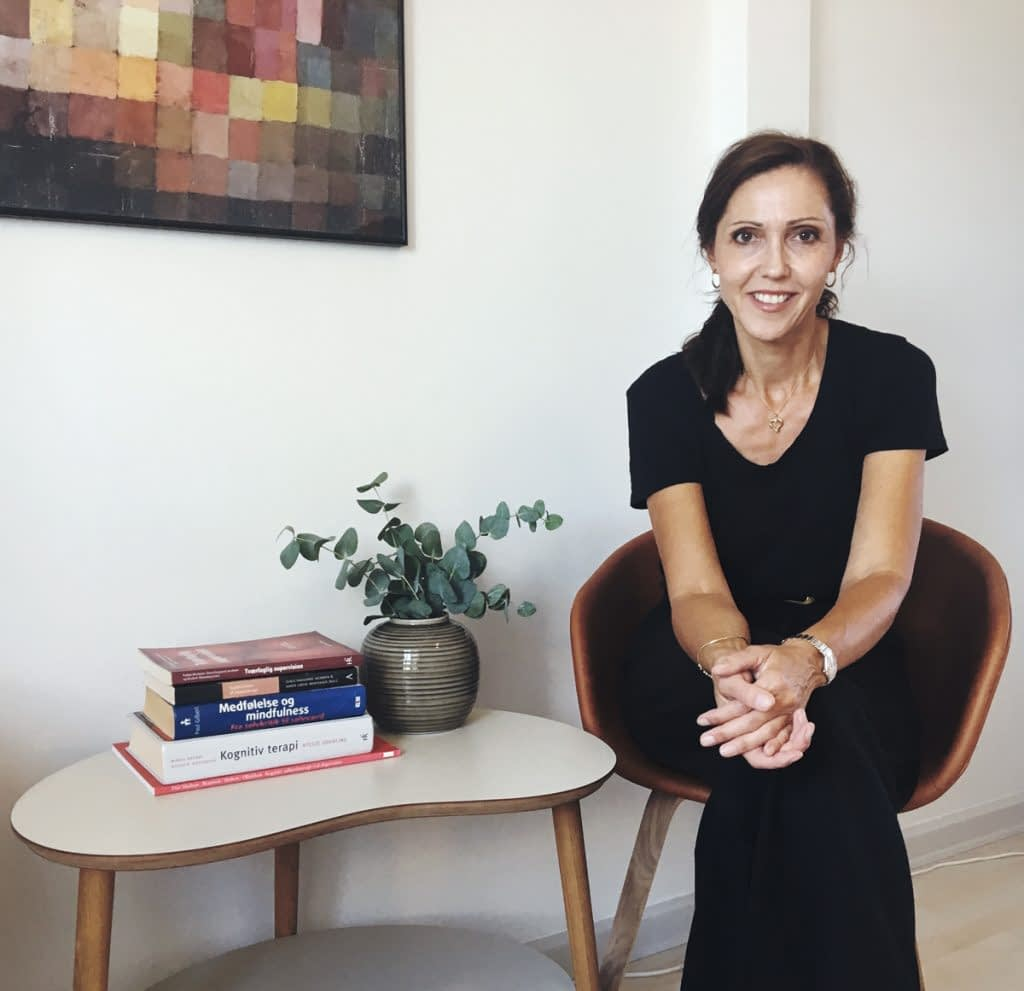 Psykolog Lise-Mette Holton - Frederiksberg - København